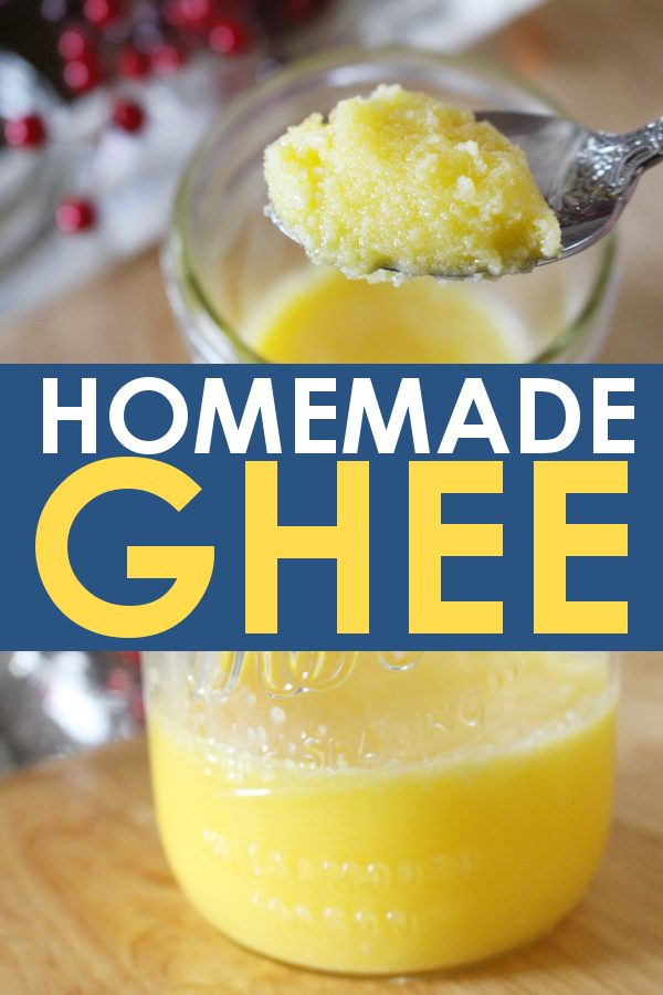 how to make ghee - ghee recipe
